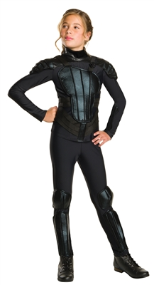 Deluxe Tween Katniss Costume
