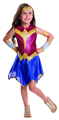 Tween Wonder Woman Costume