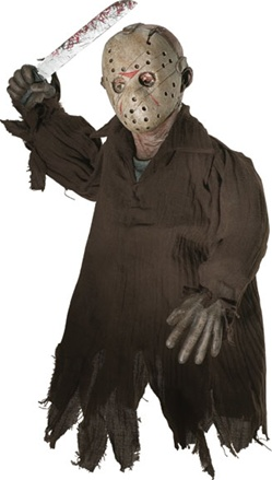 Jason Voorhees Hanging Decoration Accessory