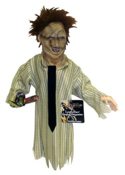 Texas Chainsaw Massacre Leatherface Hanging Decoration