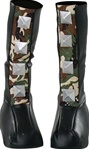 Camouflage Army Boot Tops - Child