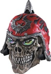 Accessory Demon Rider Skull Mask