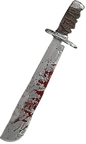 Friday the 13th Deluxe Jason Machete