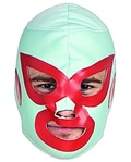 Adult Nacho Libre Mask