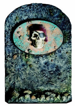 Davey Jones Tombstone Accessory