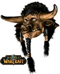 World of Warcraft Tauren Deluxe Adult Mask