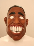 Barack Obama Political Mask