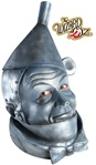 Wizard of Oz Deluxe Tin Man Adult Latex Mask
