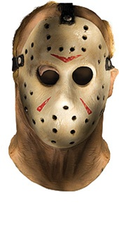 Latex Friday the 13th  Jason Mask