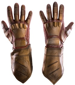 Adult Deluxe Latex Nite Owl Gloves