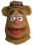 Adult Fozzie Bear Mask