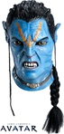 Avatar Jake Sully Overhead Latex Mask - Costume Accessory