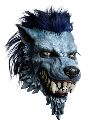 Deluxe Worgen Mask - World of Warcraft