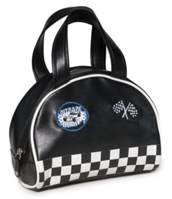 Accessory - Black Racing Purse