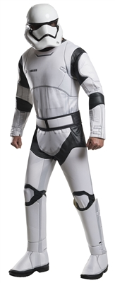 Deluxe Men's Stormtrooper Costume