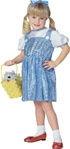Wizzard of Oz Toddler Dorothy Costume