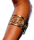 300 Spartan Queen Arm Cuff - Accessory