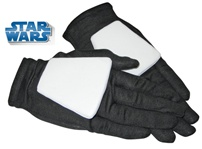 Obi Wan Kenobi Child Gloves - Clone Wars