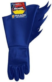 Officially Licensed Batman Brave & Bold Child Gloves