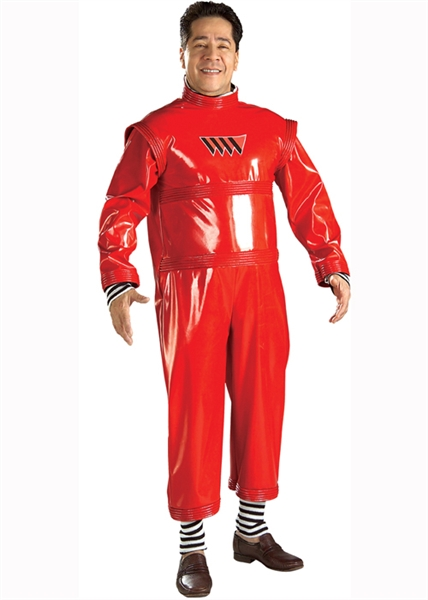 Adult Umpa Loompa Costume