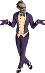 Arkham Asylum The Joker Costume
