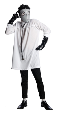 Victor Frankenstein Costume from Frankenweenie