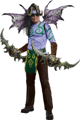 Men's WoW Illidan Costume