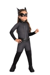 Cute Toddler Catwoman Costume for Halloween