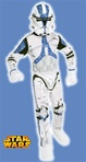 Clone Trooper Kids Costume