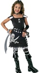 Sassy Pirate Costume - Child