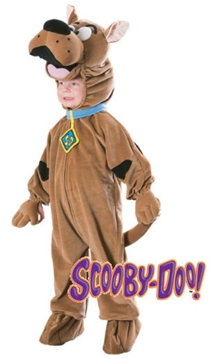 Toddler Scooby-Doo Costume - Deluxe