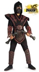 Warrior Ninja Costume - Child