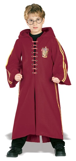 Kids Harry Potter Quidditch Costume