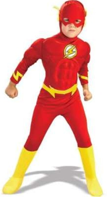 Deluxe Flash Costume - Kids