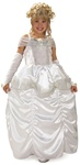 Kids Snow Queen Costume