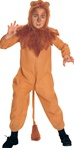 Cowardly Lion Child Costume
