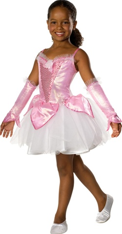 Girls Prima Ballerina Costume