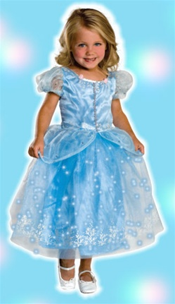 Crystal Princess Child Costume