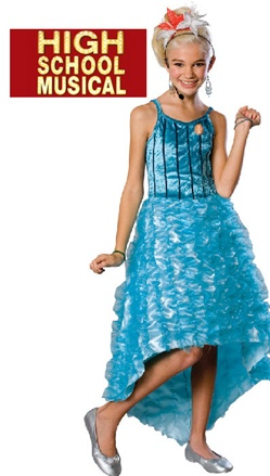 Kids Deluxe Sharpay Costume - High School Musical