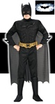Kids Deluxe Dark Knight Costume