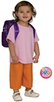 Kids Deluxe Dora the Explorer Costume