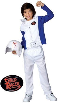 Speed Racer Kids Costume