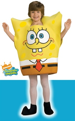 Spongebob Child Costume