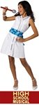 Girls Deluxe Gabriella Costume - Star Dazzler