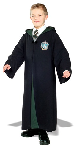 Child Deluxe Slytherin Costume