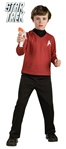 Kids Star Trek Movie Scotty Costume