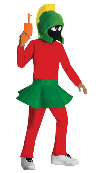 Kid's Marvin the Martian Costume