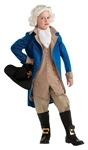 Child George Washington Costume - School Play