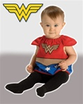 Wonder Woman Costume - Baby