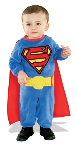 Superman Costume - Infant